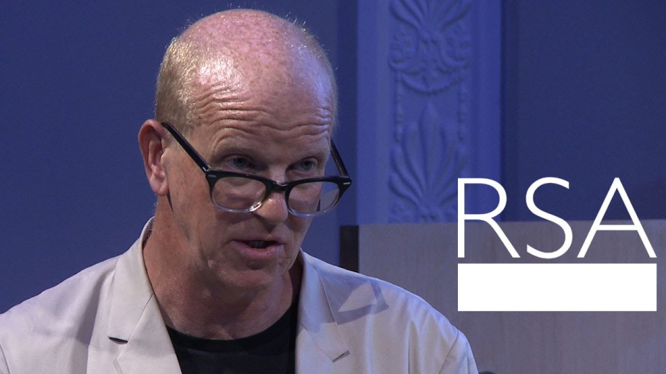 RSA Spotlight: Charles Leadbeater on Frugal Innovation