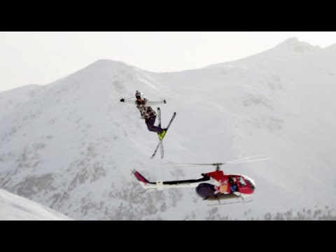 Shades of Winter: Pure – A Female Freeskiing Film (Trailer)