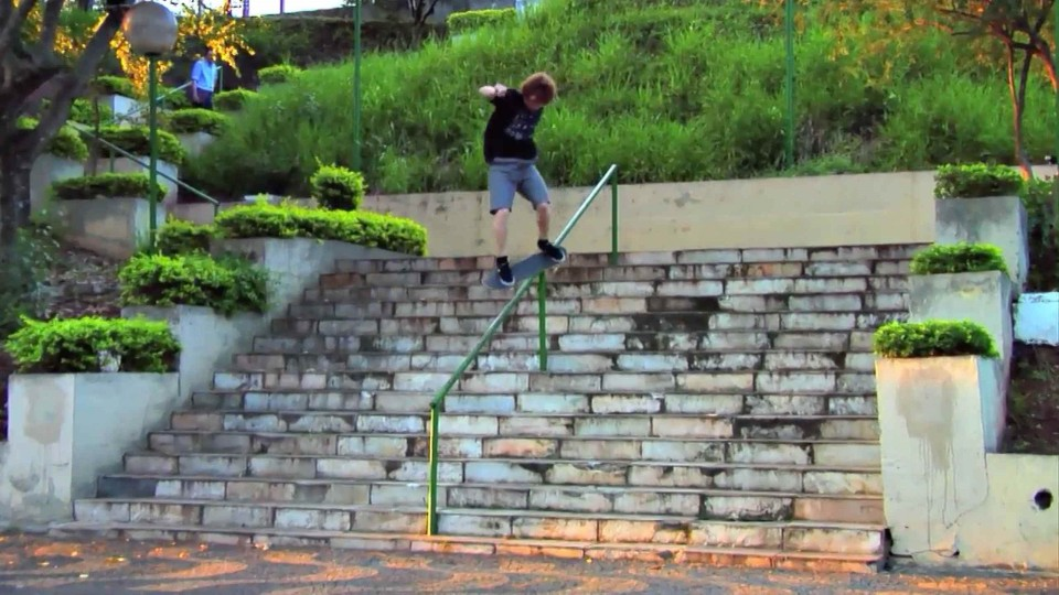 Shredding the streets of Brazil – Jart in Deepest Brazil – Ep 2