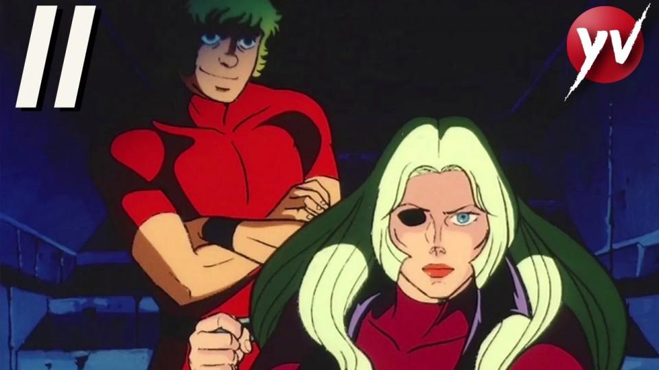 Space Adventure Cobra – Ep 11 [Sub Ita]   Yamato Video