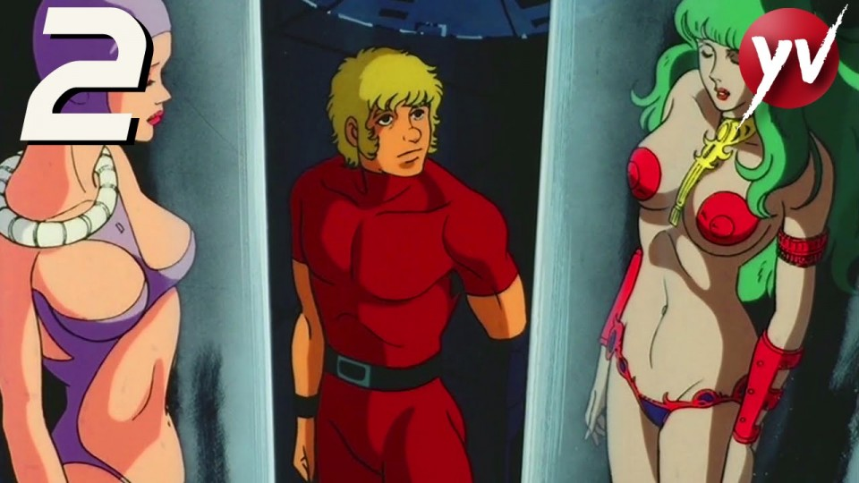 Space Adventure Cobra – Ep 2 [Sub Ita] | Yamato Video