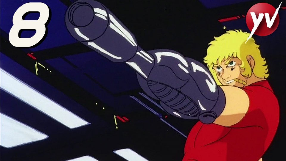 Space Adventure Cobra – Ep 8 [Sub Ita] | Yamato Video