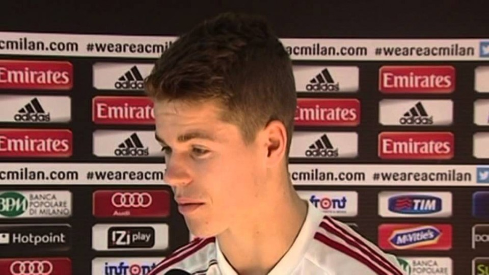 "Van Ginkel: ""Milan Top Club"" 
