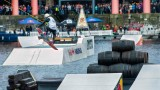 Wakeboard highlights from Red Bull Harbour Reach 2014