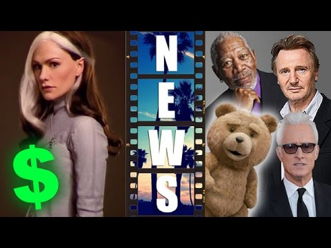 X-Men Days of Future Past Rogue Cut! Ted 2 casts Liam Neeson, Morgan Freeman! – Beyond The Trailer