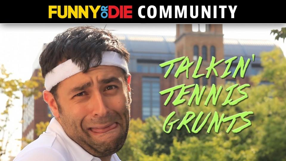Yoni Lotan: Talking Tennis Grunts