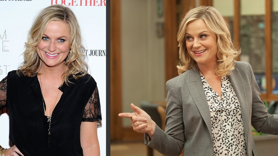 Amy Poehler Tells a Crazy Story from the Parks and Recreation Set – but Is It True? – PEOPLE