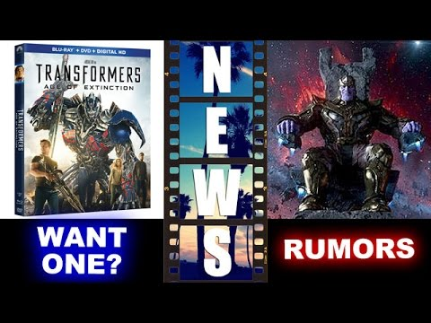 Avengers 3 2018 AND 2019?! TWO MOVIES?! Plus Transformers 4 Blu-Ray Giveaway! – Beyond The Trailer