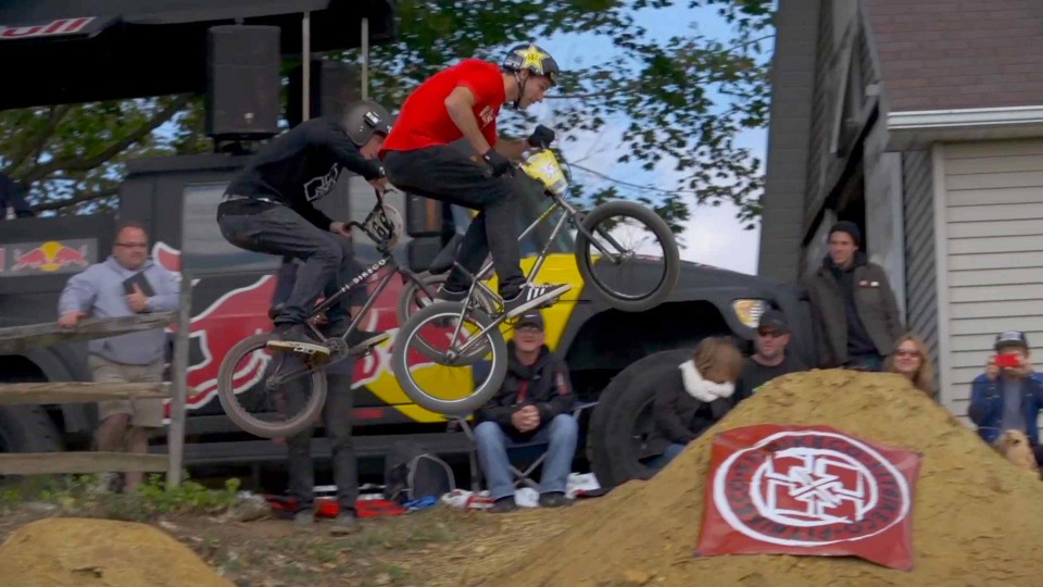 BMX Legend Van Homan Explores the Future of BMX Racing