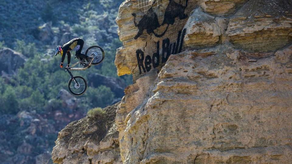 Brandon Semenuk's 3rd Place MTB Run – Red Bull Rampage 2014