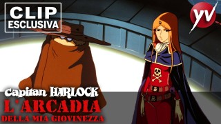 Capitan Harlock – Clip 9: Emeraldas e Tochiro | Yamato Video