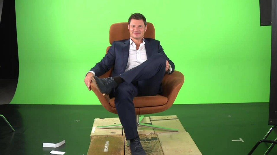 Celebrity Truth or Dare: Nick Lachey's Celebrity Crush! – People