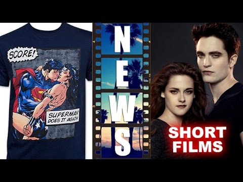 DC T-Shirts are sexist?! Twilight Short Films on Facebook?! – Beyond The Trailer