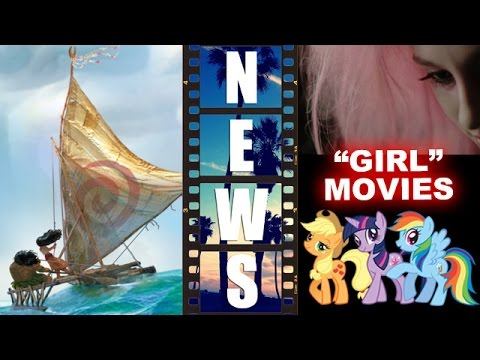 Disney Animation's Moana 2016, Hasbro's My Little Pony 2017 – Beyond The Trailer
