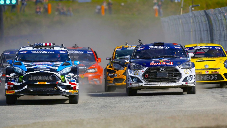 Drifting Towards the Championship – Red Bull Global Rallycross 2014