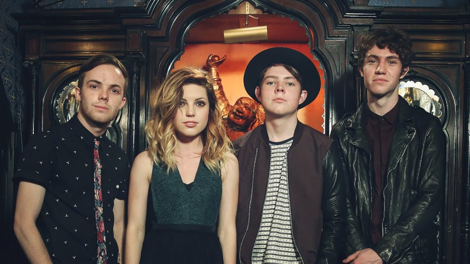 Echosmith Goes Acoustic for Their Hit 'Cool Kids' – PEOPLE