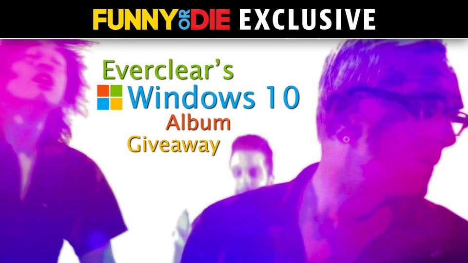 Everclear's Windows 10 Album Giveaway