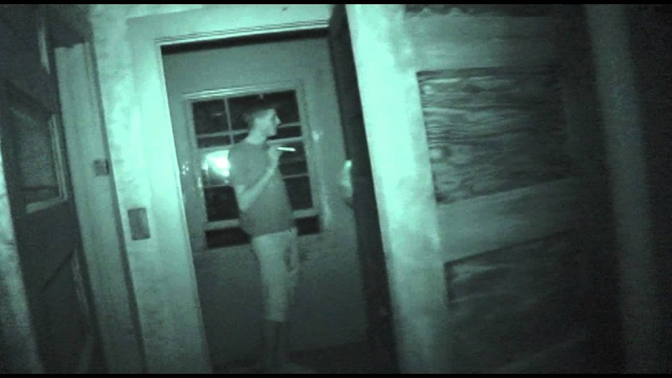 Extra footage throwback! Don't be afraid of the dark! Best Horror Video