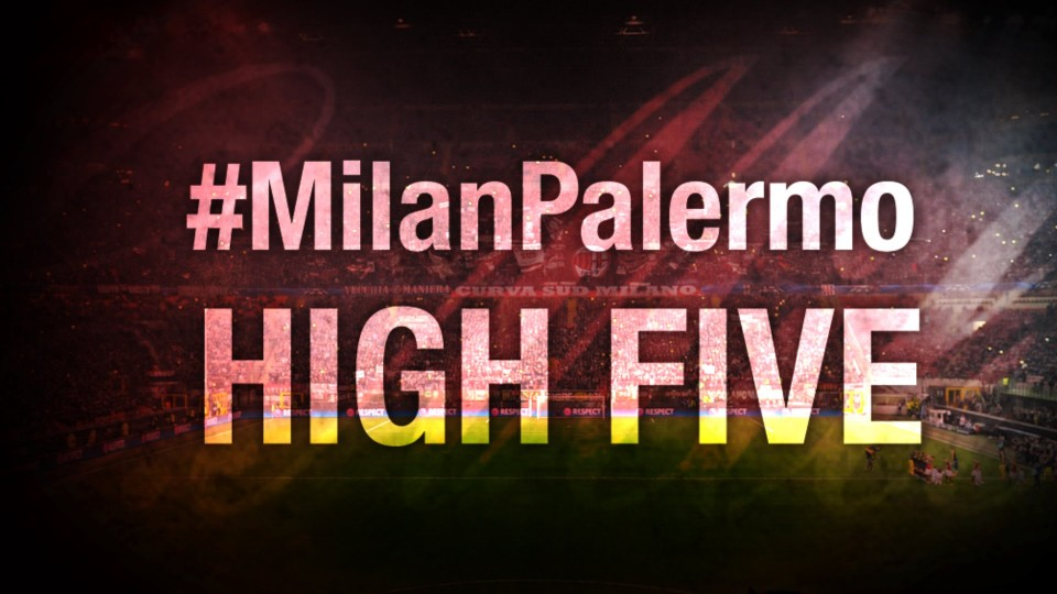 High Five #MilanPalermo | AC Milan Official