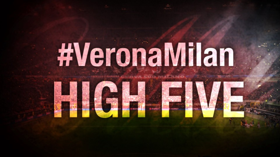 High Five #VeronaMilan | AC Milan Official