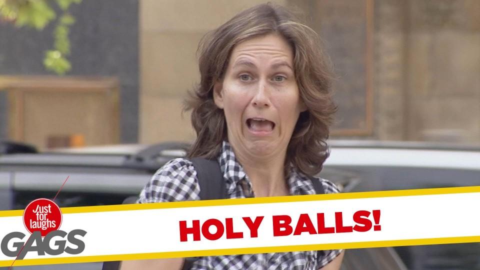 Holy Flying Balls!