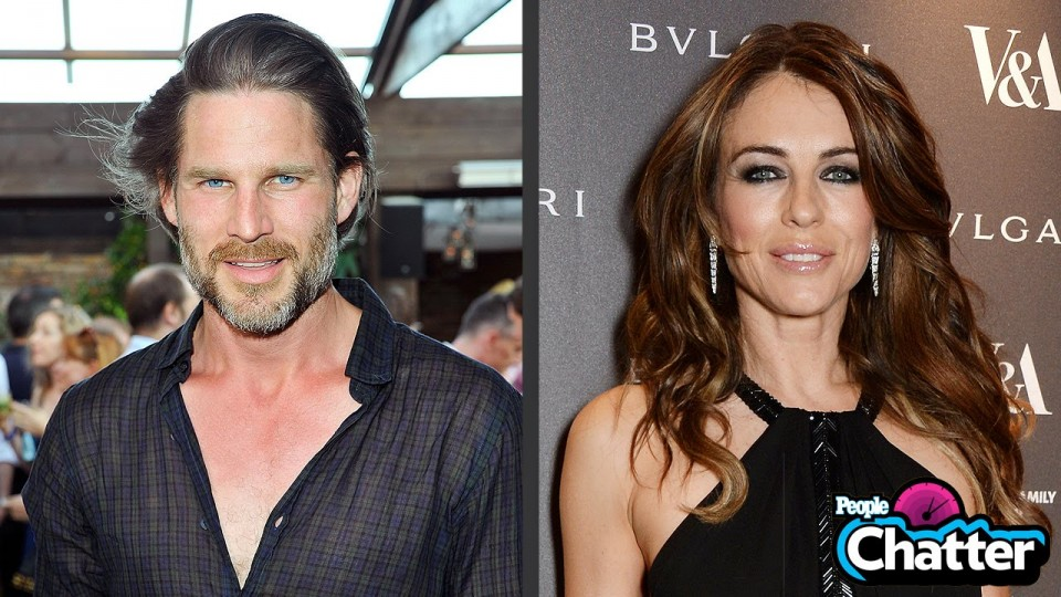 Hot Brit Noah Huntley Talks Sex Scenes with Elizabeth Hurley – PEOPLE