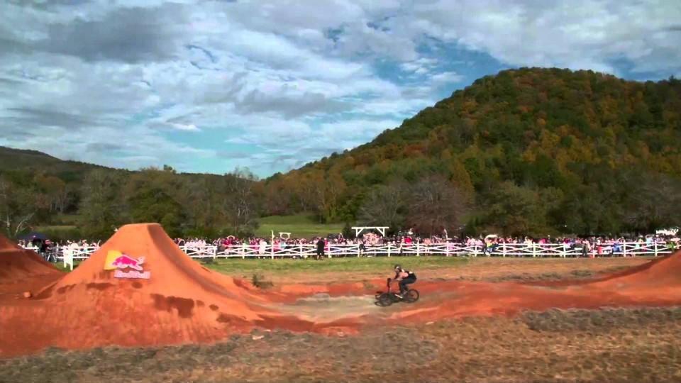Huge BMX Dirt Jumping Contest – Red Bull Dreamline 2014