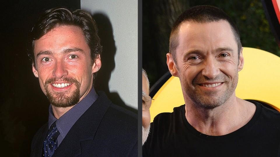 Hugh Jackman's Changing Looks! – PEOPLE
