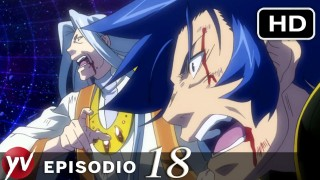 I Cavalieri dello Zodiaco: The Lost Canvas – Ep 18 [Sub Ita] | Yamato Video