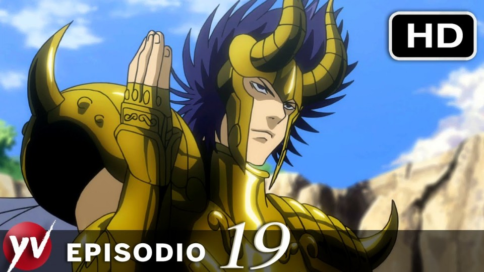 I Cavalieri dello Zodiaco: The Lost Canvas – Ep 19 [Sub Ita] | Yamato Video