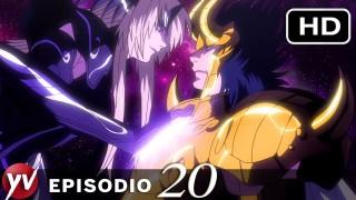 I Cavalieri dello Zodiaco: The Lost Canvas – Ep 20 [Sub Ita] | Yamato Video