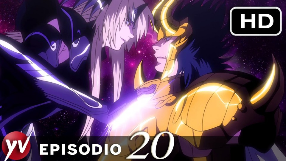 I Cavalieri dello Zodiaco: The Lost Canvas – Ep 20 [Sub Ita] | Yamato Video
