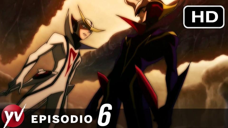 Kyashan Sins – Ep 6 [Sub Ita] | Yamato Video