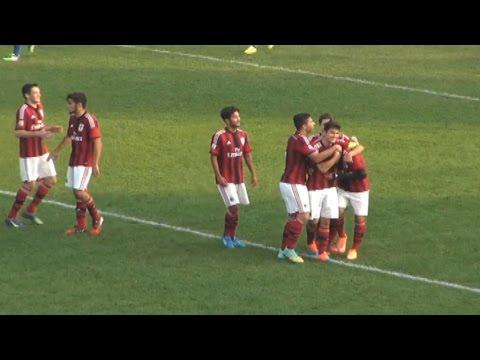 Magia di Mastour e Fabbro, Milan-Sassuolo 2-0 | AC Milan Youth Official
