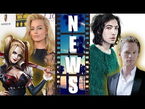 Margot Robbie as Harley Quinn 2016? Neil Patrick Harris hosts Oscars 2015! – Beyond The Trailer