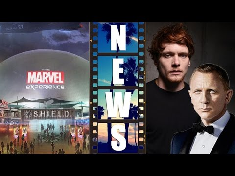 Marvel Experience Live Tour, Bond 24 vs Section 6's Jack O'Connell – Beyond The Trailer