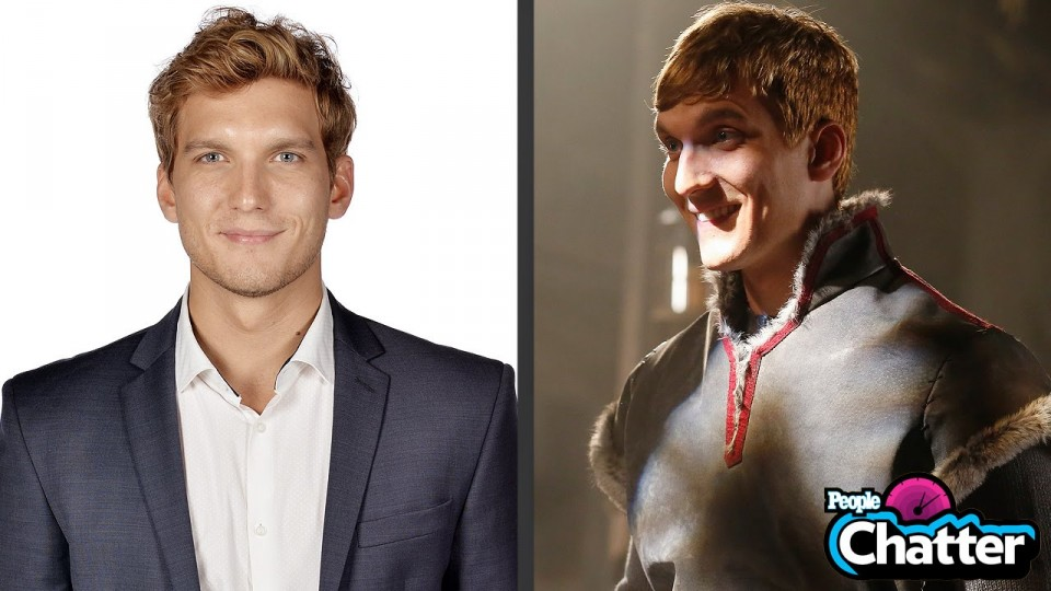 Meet Once Upon a Time's Dreamy Kristoff, Scott Michael Foster – PEOPLE