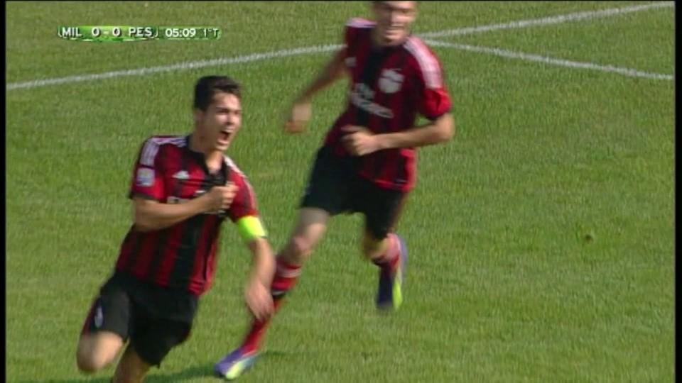 Milan-Pescara 4-0 Highlights | AC Milan Youth Official