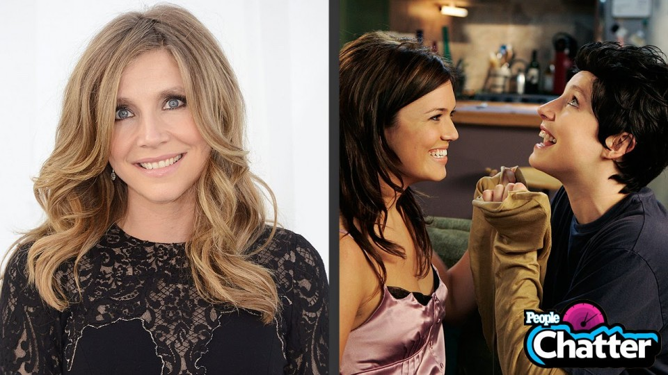 Remember That Time Sarah Chalke Made Out with Mandy Moore? – PEOPLE