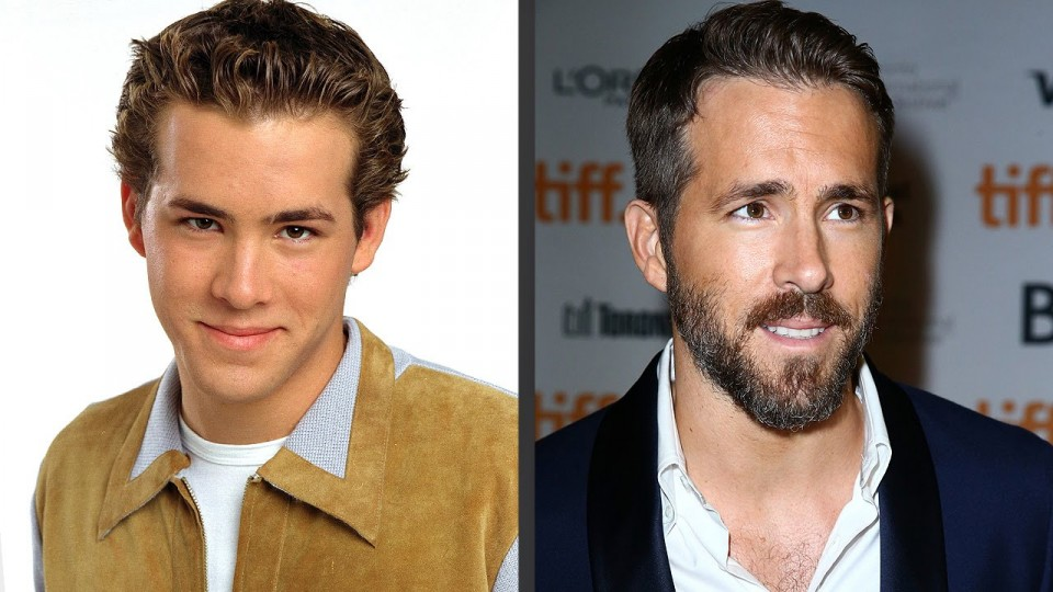 Ryan Reynolds's Changing Looks! – PEOPLE