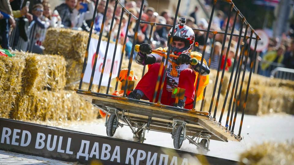 Soapbox Racing in Bulgaria – Red Bull Soapbox 2014