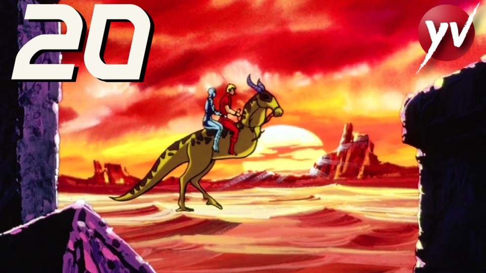 Space Adventure Cobra – Ep 20 [Sub Ita]   Yamato Video