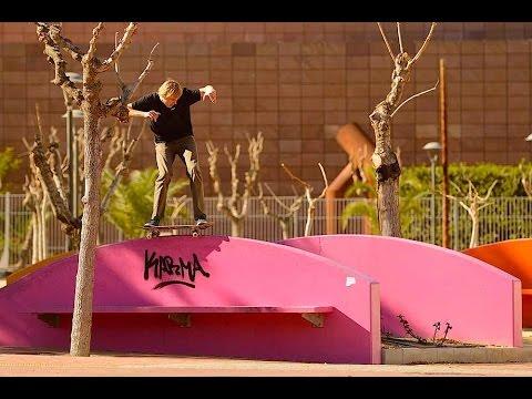 Spanish Skate Adventures with Madars Apse