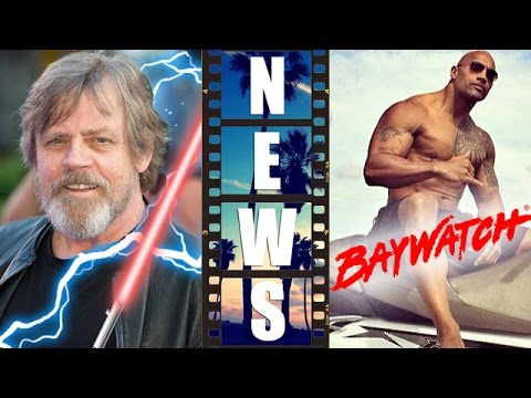 Star Wars Episode 7's EVIL Luke Skywalker?! Dwayne Johnson in Baywatch Movie! – Beyond The Trailer
