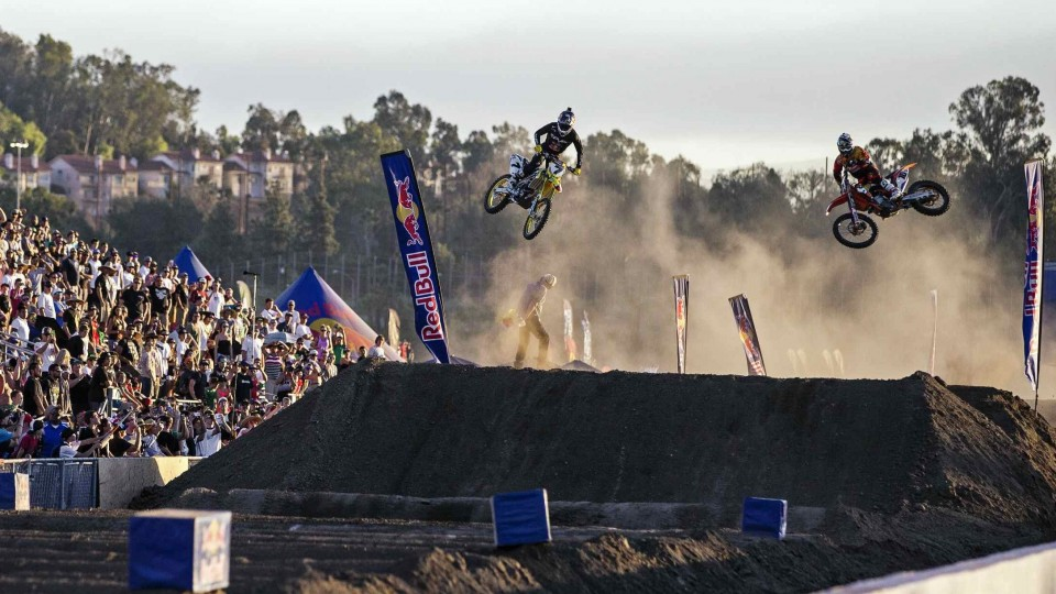 Stewart VS Brayton – Open Class Winning Run  – Red Bull Straight Rhythm