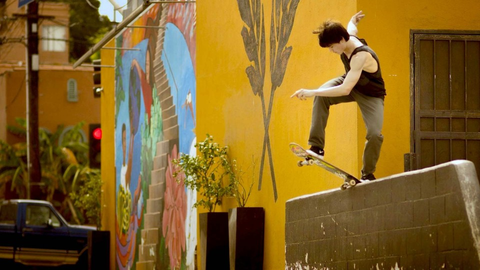 Street Skating Iconic Los Angeles Spots – Red Bull Coastal Business