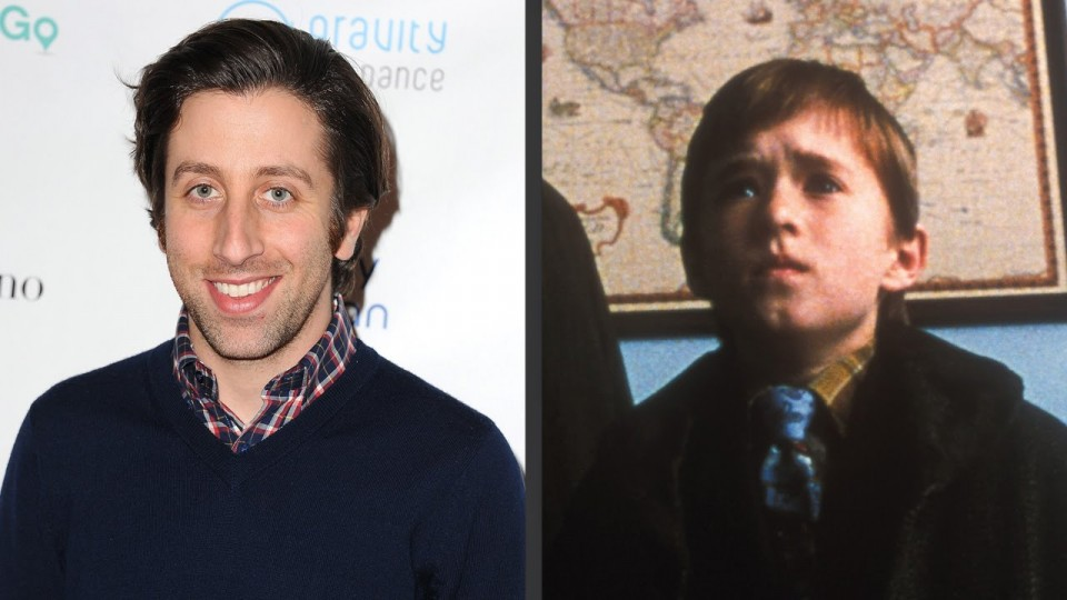 The Big Bang Theory's Simon Helberg: I Don't See Dead People, but a Date of Mine Once Did – PEOPLE