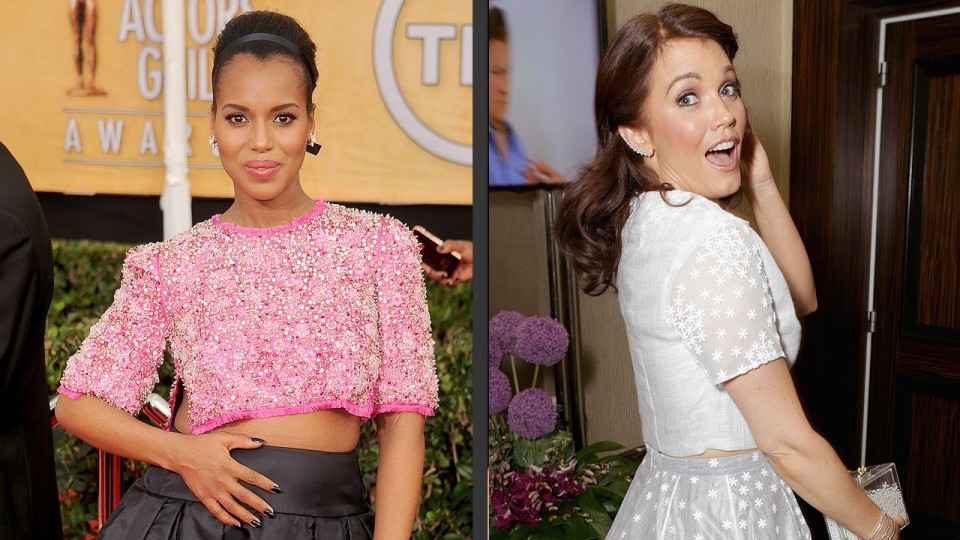 The Women of Scandal Reveal Their Own Style Scandals – PEOPLE