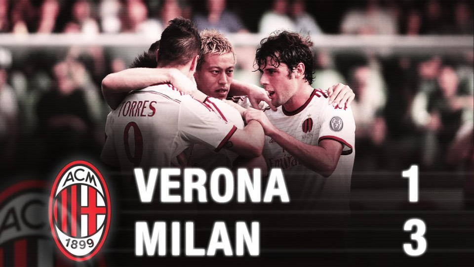 Verona-Milan 1-3 Highlights | AC Milan Official