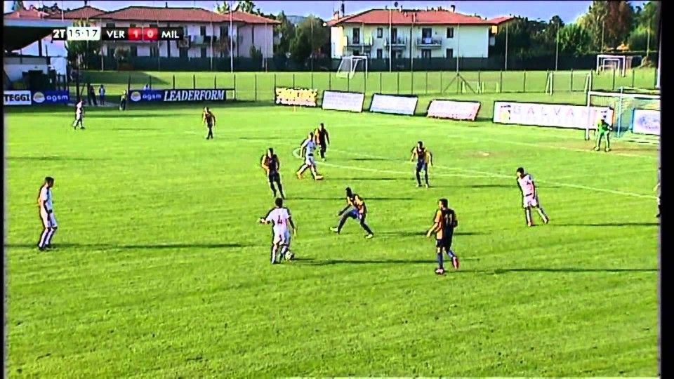 Verona-Milan 1-4 Highlights | AC Milan Youth Official